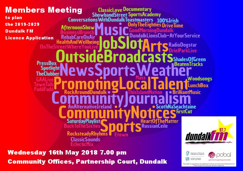 16 May 2018 Meeting