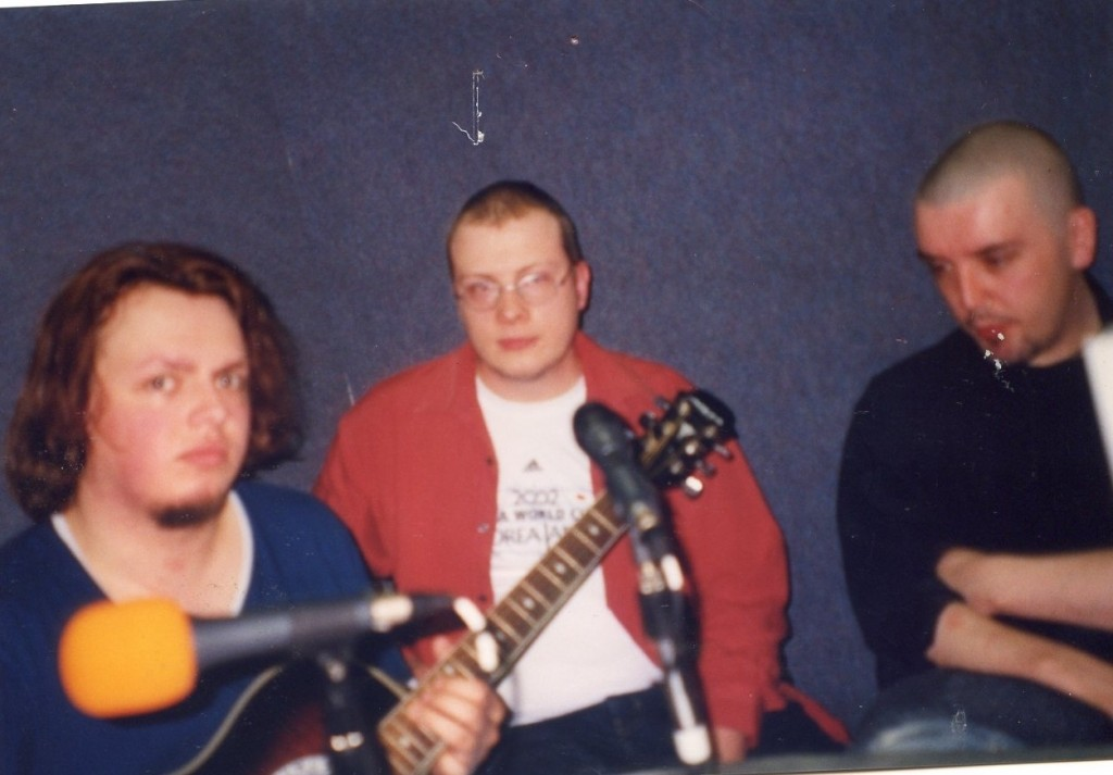Wendimiller - class rock band and promotions outfit from Dundalk.