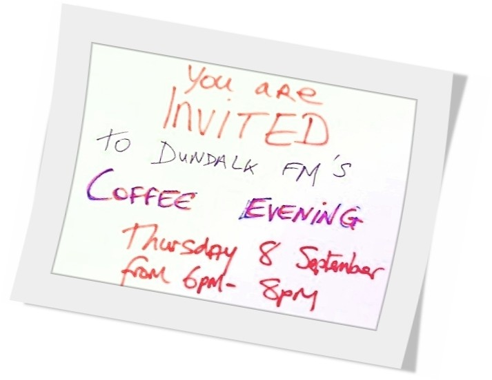 coffee evening invite 20160908