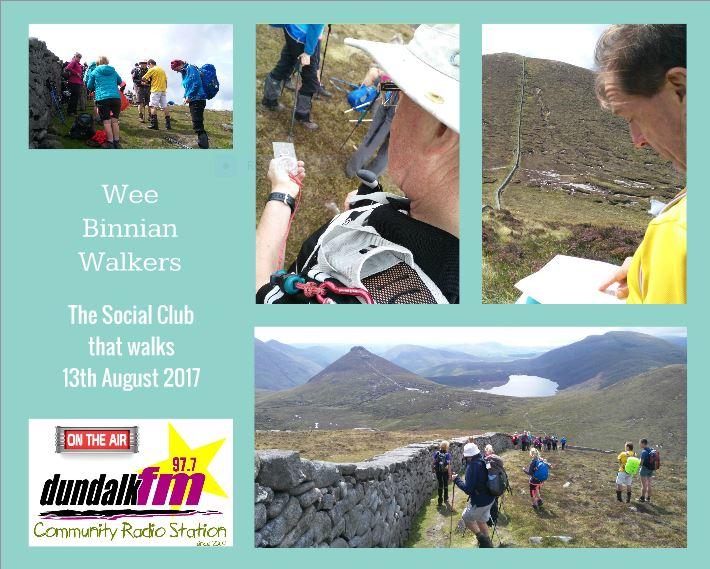 Wee Binnian Walkers Radio Doc 2017