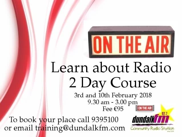 20180203 Radio Course