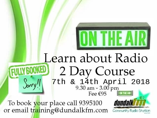 20180407 Radio Course