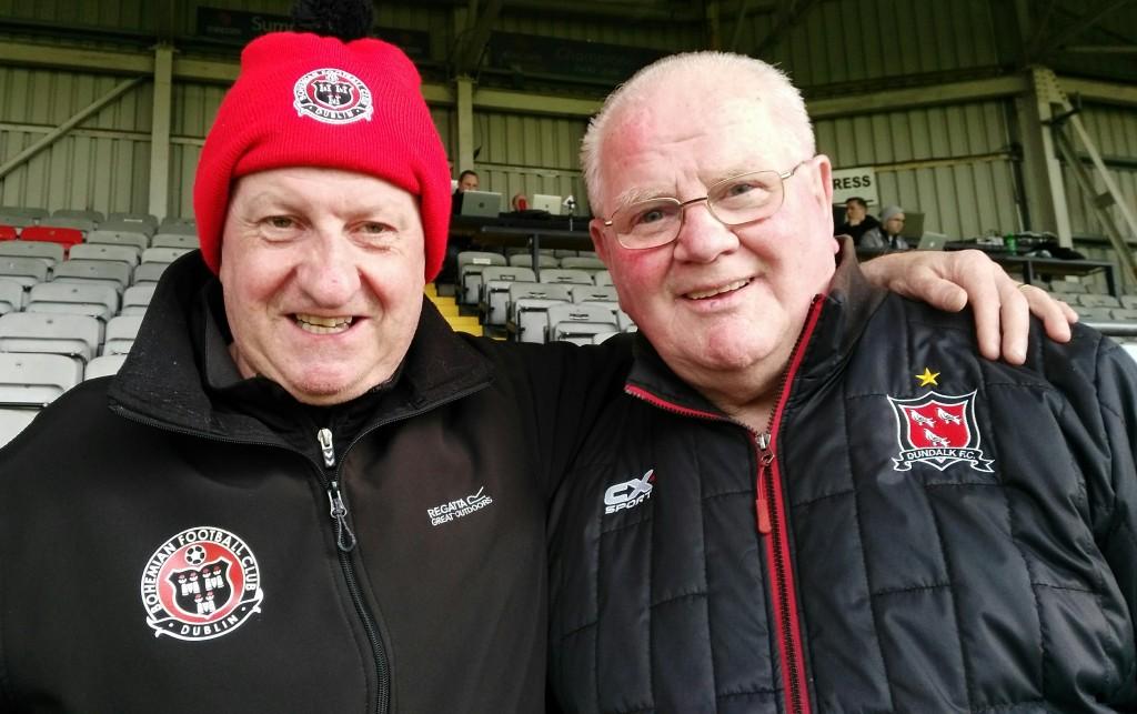 Davy Keogh and John Murphy 20190510