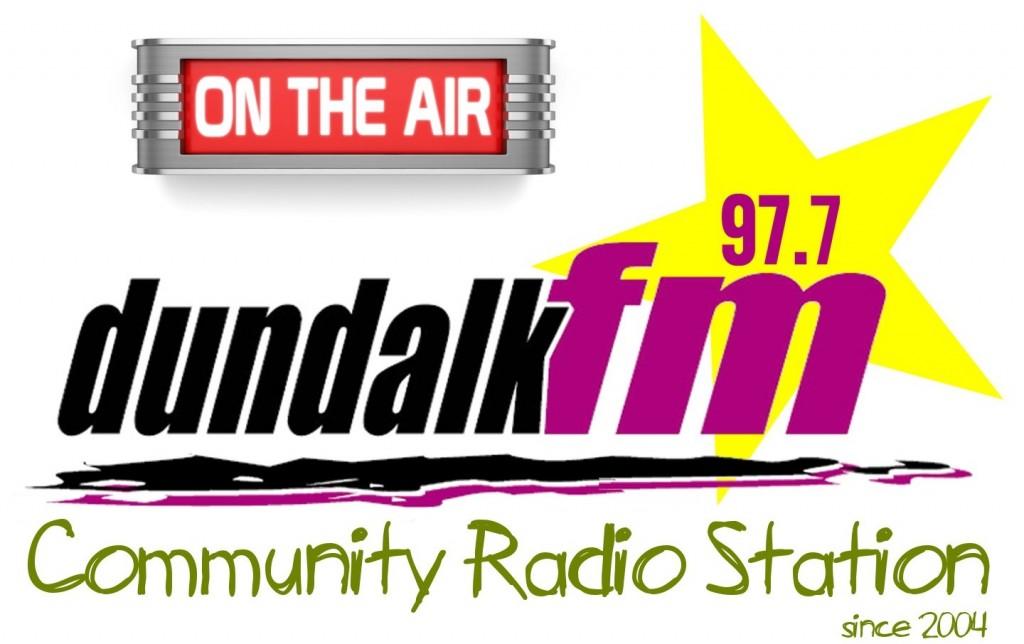 Dundalk FM Sticker 1