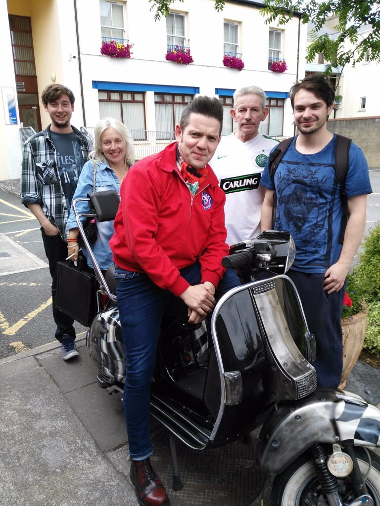 James Browne (specialist music), Anne Callan (short local radio documentaries), Karl Collins (ska, mod and northern soul), Shane Mullen (Drive Time) and Conor Gray (specialist music). July 2015