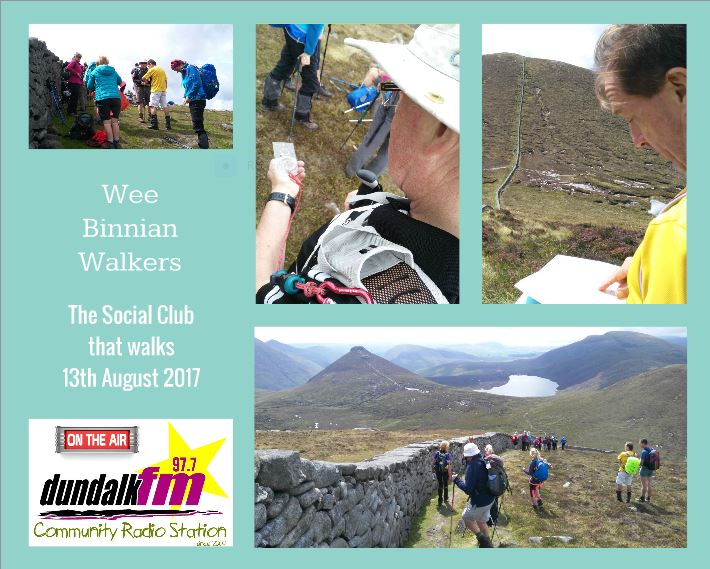 Wee Binnian Walkers Radio Doc 2017