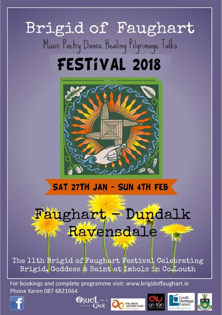 Brigid of Faughart 2018