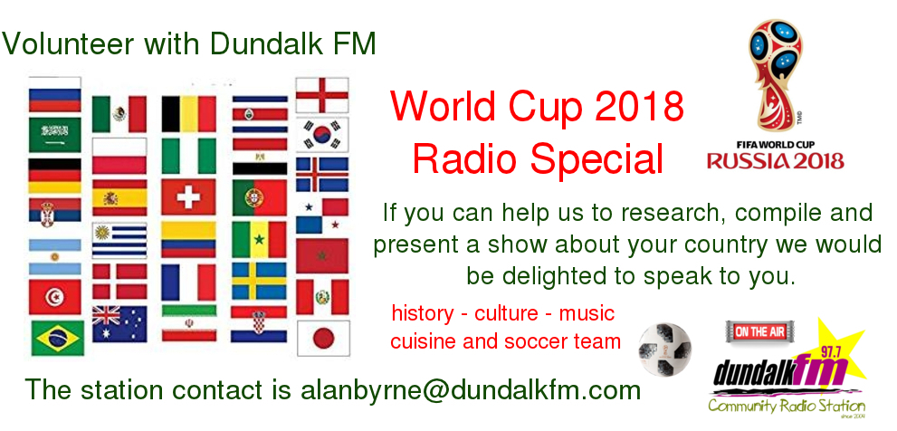 world cup radio special