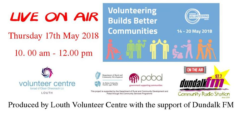 Louth Volunteer Centre OB 20180517