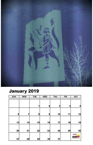 Dundalk FM Calendar2019