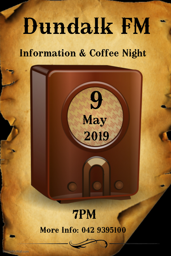 Coffee 9 May