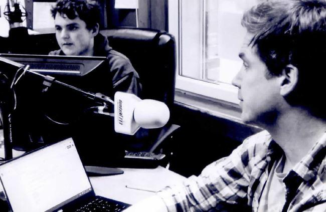 Dominik Buch and Dan Pope