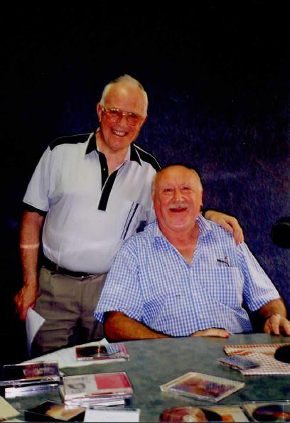 Joe Martin and Peadar McArdle