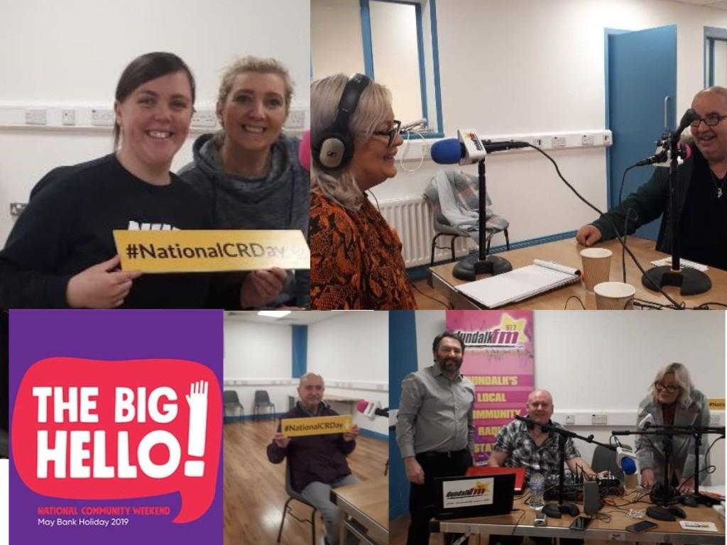 The BIG Hello & Community Radio Weekend 4 - 6 May 2019
