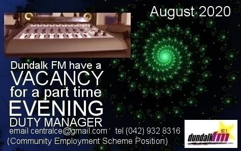 EDM Vacancy Aug 20