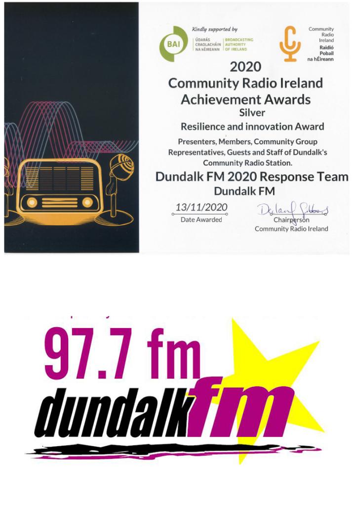 Dundalk FM Merry Christmas 2020 2