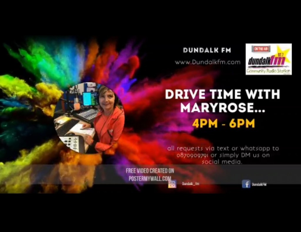 Drive Time with MaryRose